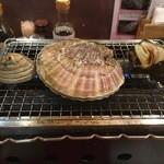 豊丸水産 - 貝3種