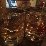 バー ハッチョー - ラム酒