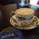明楽時運付々院 - 料理写真:珈琲snow❄︎ アイスと生クリーム入り