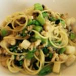 イタリア料理 リストランテ フィッシュボーン - 魚介のラグーパスタ
