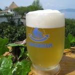 バレンシア館 - 農場内地ビール工房直送の不知火海浪漫麦酒
