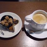 Balg/ - 食後のコーヒーがやたら旨い!