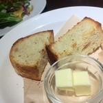 46995667 - 玉ねぎ入りのパンはフカフカ