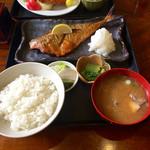 みやたや - 料理写真:H27.12.29 極上さば塩定食