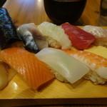 魚寿司 - 寿司アップ