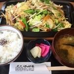 46996861 - 産直野菜炒め定食