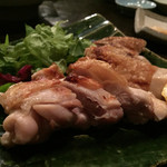 イザナイ - 160126 赤城鶏塩焼き