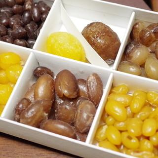 甘納豆かわむら - 料理写真: