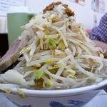 勝神角ふじ - ふじ麺+小豚+野菜チョイ増