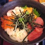 THE・丼 - ミニ海の幸丼のみ