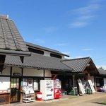 道の駅あおがき おいでな青垣 - お店の外観