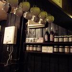 茜屋珈琲店 - オリジナルのジュースにジャム