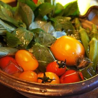 季節の食材、千葉の食材を使ったタパス(小皿料理)達!