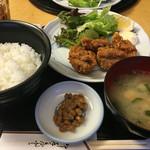 47001511 - 鶏の唐揚げ(750円)