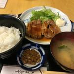 47001513 - 豚ロース生姜焼き(800円)