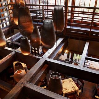 祇園の歴史ある街に佇む竹内栖鳳の美意識が詰まった趣ある空間
