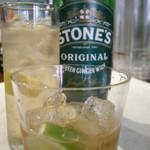 ディーク - しょうがのお酒!ストーンズ