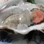 志る幸 - 牡蠣
