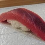 まとゐ鮨 - 赤身