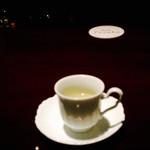 バー テヅカ - お通しのスープ