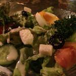 洋食屋 マ・メゾン - ★★★☆ シーザーサラダ ハーフサイズ