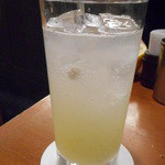 川崎こてがえし - 生グレープフルーツサワー