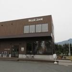 ブルージャム -  お店は田の信号近く、室見川の畔にありますよ。