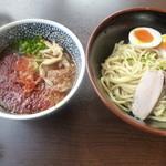 47004665 - 味玉辛つけ麺