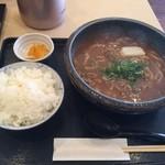 47004700 - 肉カレー&ご飯