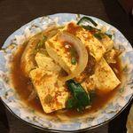 韓国田舎家庭料理 東光 - 辛豆腐煮