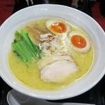 古武士 - ・「鶏白湯ラーメン(\750)」