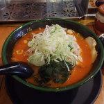 北海道らーめん 味源 - 鉄火麺