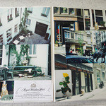 ベルジアン ブラッスリーコート ブルージュ - グランプラスのホテル中庭
