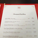 ベルジアン ブラッスリーコート ブルージュ - ベルギーのスパークリングも!