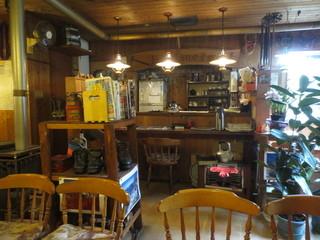 喫茶 エーデルワイス - 山小舎喫茶なんです♪