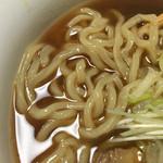 松屋製麺所 - モチモチな生麺