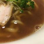 松屋製麺所 - インスタントでも無化調スープ