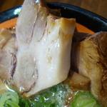 つけ麺マン - チャーシュー
