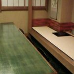 精進懐石 蒼玄 - 1階のテーブル