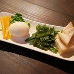 武蔵家 - 濃厚煮干し豚骨ラーメン