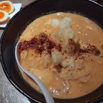47012219 - 【2/7まで限定】ソラのホワイトスパイス麺(1000円)