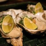 龢 - 生牡蠣