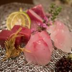 Nagi - 料理写真:お造り