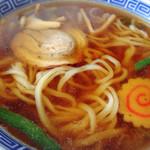 そば 大村 - 料理写真:ラーメン(出前 ¥500)
