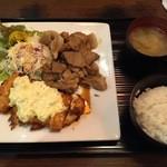 ふうり - Wスタミナ定食