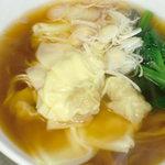 中国料理工房 三好 - ワンタン麺