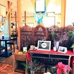 カフェ マリポーサ - ウェルカムボード