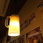 とりビアー - 面白い照明