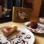 ブリキボタン CAFE&DINING - デザート