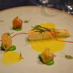 フレンチレストラン セラン - 鮮魚のポワレ2